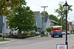 comin' 'round the corner (Kennuth) Tags: pei charlottetown princeedwardisland canada vehicles streetscenes