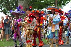 Riverton 4th of July (TheAshtraySays) Tags: riverton july 4th mummers parade