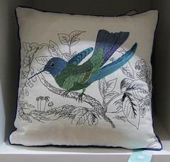 Embroidery cushion pillow cases for home decoration (CushionPillow) Tags: cushion pillow embroidery home textile decorative decoration houseware design pattern