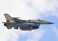 Israel 469 2016-08-17 (EOR 1) Tags: f16i 469 idf israeliairforce redflag164 nellisafb