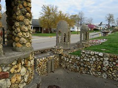 Providence Home Geode Grotto #7 (jimsawthat) Tags: smalltown jasper indiana grotto geodes religous