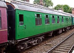 MK 1 21214 (JOHN BRACE) Tags: mk 1 corridor brake composite bck 21214 built derby 1961 seen eridge spa valley railway green livery