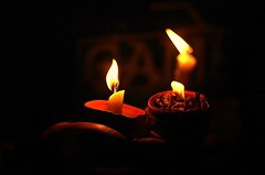 ~Happy Photography Day~ (~~ASIF~~) Tags: canon60d nightshot blackbackground candle dark