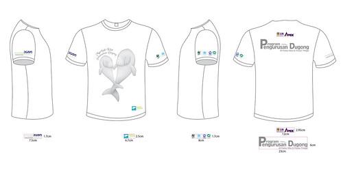 Dugong Tee Shirt