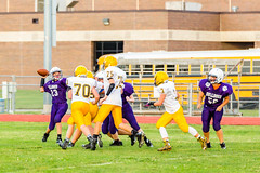 Ready to let it fly (Omni-Photography) Tags: douglass ks middle school football