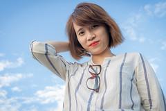 IMG_2300 (PHUONG ANDY) Tags: girl beach viet nam ja jap japan portrait portait photography