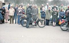 Scott Reg: BB 1692 (bertie's world) Tags: sunbeam pioneer run 1979 epsomdowns motorcycles scott reg bb1692