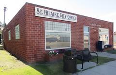 City Office and Post Office 56754 (Saint Hilaire, Minnesota) (courthouselover) Tags: norwegiancommunitiesintheunitedstates minnesota mn postoffices penningtoncounty sainthilaire cityhalls