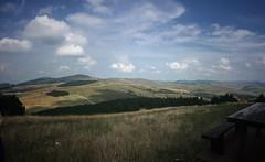 Landscape on mauntain (stefanzdravkovic1) Tags: iphone6s tress horizont grass clouds mountain sky landscape