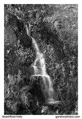 Falls of the Dead River (gardnerphotos.com) Tags: marquette michigan deadriver upperpeninsulaofmichigan up gardnerphotoscom waterfalls waterfall