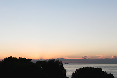 Sunrise in Cap-Ferrat (Paris in Four Months) Tags: capferrat france ctedazur frenchriviera travel vacation