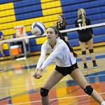 LHS Volleyball, Varsity, v RVHS, Aquinas, 9-24-2016