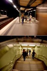 Hamburg train stalking (hern42) Tags: germany hamburg photoblog kellinghusenstrasse olympusomd