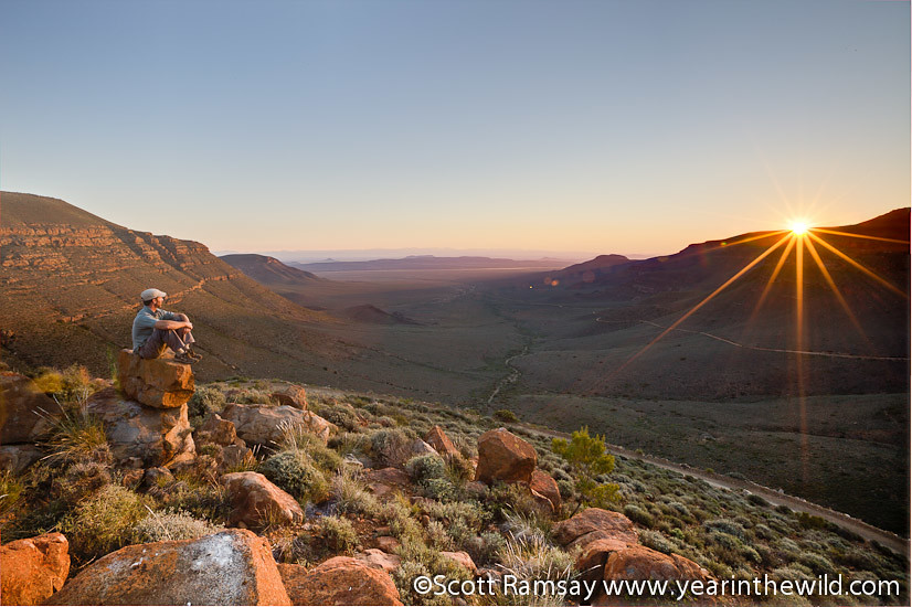 Tankwa Karoo National Park - South Africa