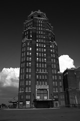 "Buffalo Central Tower • <a style=""font-size:0.8em;"" href=""http://www.flickr.com/photos/59137086@N08/7926672754/"" target=""_blank"">View on Flickr</a>"