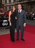Chris Hoy and wife at The GQ Men of the Year Awards 2012