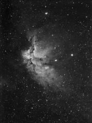 Wizard Nebula in Ha NGC 7380 (turner_andi) Tags: Astrometrydotnet:status=solved Astrometrydotnet:version=14400 Astrometrydotnet:id=alpha20120960178193