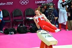JKN©-NS-12-6434 (John Nakata) Tags: uk england london gymnast gymnastics gb olympics northgreenwich o2arena