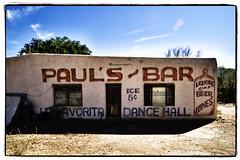 Paul's Bar (mikerosebery) Tags: newmexico abandoned bar nm talpa