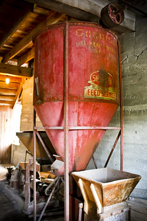 Lang Mill (Inside)