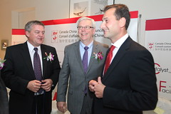 Premiers/premiers ministres Alward, Selinger, Ghiz
