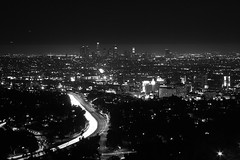"Downtown LA from Mulholland Drive • <a style=""font-size:0.8em;"" href=""http://www.flickr.com/photos/59137086@N08/8005319931/"" target=""_blank"">View on Flickr</a>"