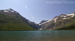 "Gunsight Lake • <a style=""font-size:0.8em;"" href=""http://www.flickr.com/photos/63501323@N07/8007151295/"" target=""_blank"">View on Flickr</a>"