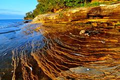 Miners Beach (AndrewH324) Tags: michigan upperpeninsula lakesuperior picturedrocks picturedrocksnationallakeshore minersbeach andrewhorne andrewrichardhorne
