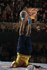 Red Bull Street Style Lecce 2012 - Semifinali e Finale Maschile - 22 Settembre 12 - September 22nd - Soccer Freestyle World Final - Men Semifinals and Final (Francesco's Photogallery) Tags: world street red moon men neck 22 back freestyle toe 21 or