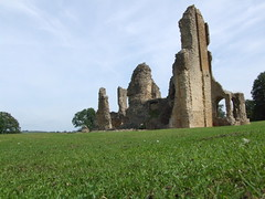 """Sherborne Old Castle • <a style=""""font-size:0.8em;"""" href=""""http://www.flickr.com/photos/81195048@N05/8017444235/"""" target=""""_blank"""">View on Flickr</a>"""