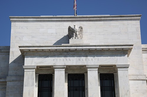 Federal Reserve Building, From FlickrPhotos