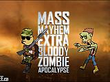 殭屍天譴(Mass Mayhem - Zombie Apocalypse)