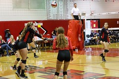 St Tammany Parish Volleyball Tournament 2012 (some NOLA) Tags: sports ball louisiana highschool tournament mandeville volley fhs