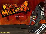 自殺炸彈客4:修改版(Mass Mayhem 4 Cheat)