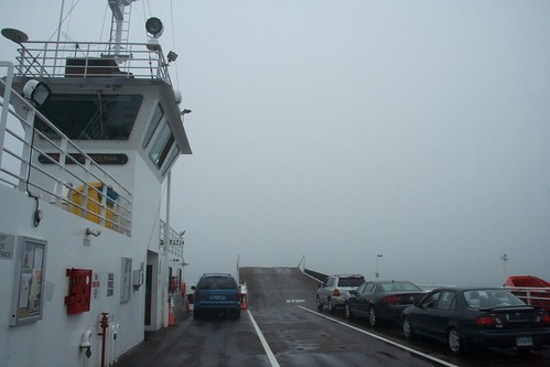 LaHave ferry