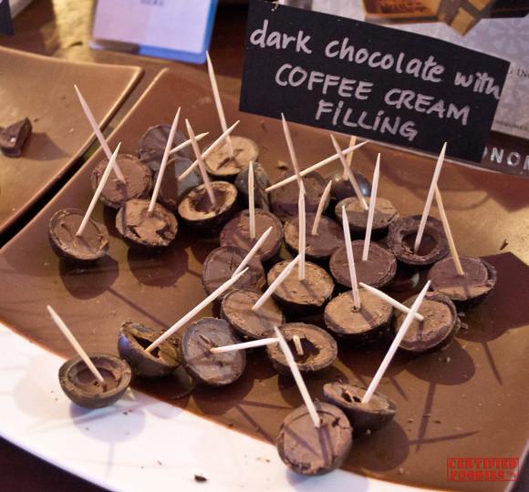 Villa del Conte's Dark Praline Chocolate