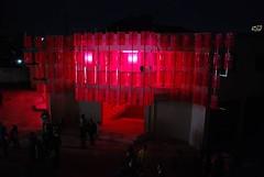 20 happolice night (motoelastico) Tags: pink architecture interior police korea racing seoul felice jongno shields  gaypolice   marcobruno simonecarena motoelastico limoksang jongno5 kimusa seoulrider happolice