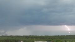 storm (Dominika_Ka) Tags: sky storm nature clouds landscape views lightning przyroda widoki chmury niebo burza krajobraz byskawica