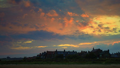 Alnmouth-Under-Sky (Ray Byrne) Tags: sky clouds evening twilight northumberland alnmouth raybyrne byrneoutcouk webnorthcouk