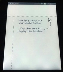 Kindle Paperwhite Uneven Backlight