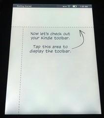 Kindle Paperwhite Uneven Backlight