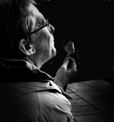 Sunshine on skin and ice (mindfulmovies) Tags: blackandwhite blackwhite bw schwarzweiss candidportraits creative cameraphone cellphone iphone3gs iphonephotos public iphonepics blackwhitephotography noiretblanc monochrome daylight streetportrait availablelight mobilephone creativeshots biancoynegro streetfotografie absoluteblackandwhite gettingclose street urban streetlife streetphoto streetshot urbanstyle mindfulmovies iphone citylife streetphotographybw characters decisivemoment decisivemoments iphoneographer iphoneographie blackwhitestreetphotography iphonestreetphotography hardcorestreetphotography iphoneography popular people streetphotographer photojournalism candid streetphotography streetporn streettog iphoneshots documentaryphotography editanduploadedoniphone publiclife mobilesnaps iphonephotography lifephotography mobilephotography seenonthestreet peopleinpublicplaces urbanshots urbanscenes takenwithaniphone withaniphone takenandprocessedwothiphone3gs emotionalstreetphotography