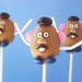 "Mr. Potato Head Cake Pops • <a style=""font-size:0.8em;"" href=""http://www.flickr.com/photos/59736392@N02/8064836688/"" target=""_blank"">View on Flickr</a>"