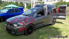 SEAT INCA (gti-tuning-43) Tags: seat inca tuning tuned modified modded meeting show expo aurecsurloire 2016 cars auto automobile voiture