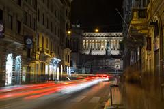Roma by Night (7) (Yksel85) Tags: nikon rome roma italia piazzadispagna piazzanavona pantheon campidoglio colosseo teatromarcello foriimperiali imperoromano night bynight lungheesposizioni calcata gatto fontana sciee