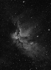 NGC7380 Wizard Nebula (__Aenima__) Tags: astronomy astrophotography asi120mc astronomik astro ccd cepheus ed80 emission eq6 exposure longexposure wizard nebula narrowband processed phd2 photoshop halpha ha hydrogen hii space stars refractor skywatcher filter ngc7380 atik camera mono telescope stacking