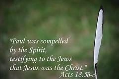 Testifying to the Jews (Jouni Niirola) Tags: hamashiach yeshua christ jesus jeesus messias kristus