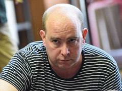 Jonathan Dryden Taylor plays Peasant Father/ Jerry/ Gaoler/ Soldier (TheatreCloud) Tags: a tale two cities charles dickens twocitiestour uk theatre tour 2018 play adaptation rehearsals rehearsal shots first look james dacre