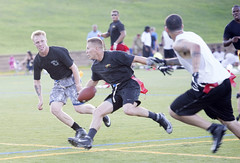 081816_D2_Flag Football (FortBraggParaglide) Tags: flagfootballtournament fortbragg theparaglide xviiiairbornecorps paratroopers airborne heroes specialoperationscommand family soldiers fayetteville northcarolina nc spouse unitedstates usa ironmike simmonsarmyairfield pope popearmyairfield campmackall 82ndairbornedivision specialforces johnfkennedyspecialwarfarecenter toseemorephotosvisitwwwparaglideonlinenet