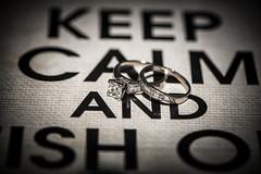 Wedding rings (gh2010ism) Tags: rings wedding nikon d750 lens portrait venue diamond gold white recent fishing